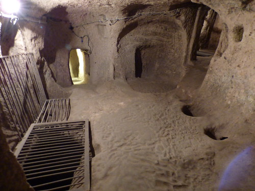Kaymakli - underground city - house (7)