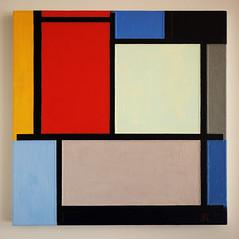 09 01 (pab.solo) Tags: neoplasticism abstractexpressionism pietmondrian jacksonpollock newyork