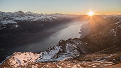 Brienzer Rothorn Sunset (Fabio Stoll) Tags: brienzer rothorn sunset sonyalpha99 1224mm sigma alpen alps hiver golden hour switzerland swissmountains