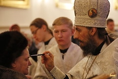 049. Nativity of the Lord at Lavra / Рождество Христово в Лавре 07.01.2017