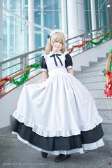 Minami Kotori (Tumeatcat) Tags: anime cosplay portrait coscom lovelive kotori nikon d800