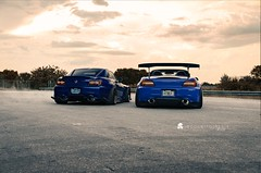 S2k Tooshies Thrown Back (Incognito Media) Tags: honda s2k s2000 jdm import workwheels workwheelsjapan workmeister works s1 widebody sorcery sorceryjapan aprperformance carshopglow incognitomedia stancenation
