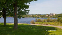 Shady Stop along the Ottawa River (reflections-of-nature) Tags: ottawariver