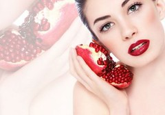 اعتمدي فاكهة الرمان لتبييض البشرة الداكنة (Arab.Lady) Tags: اعتمدي فاكهة الرمان لتبييض البشرة الداكنة