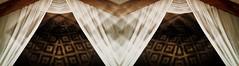 (scinta1) Tags: bali digital transformation art tabanan bamboo upwards swags cream hanging woven reflection double