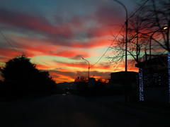 (switch82) Tags: sunset sky burningsky red bright shades burningclouds burning clouds