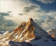 Matterhorn (Katarina 2353) Tags: alps winter switzerland zermatt matterhorn katarina2353 katarinastefanovic