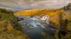 Hraunfossar, Iceland in Autumn. (Tacksoon) Tags: hraunfossar iceland waterfalls autumn