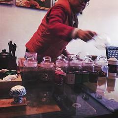 茶道 (nefasth) Tags: 茶道 中國 pékin chine china tea thé hipstamatic drtea 北京