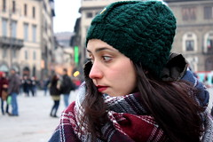 Rudolph e il suo naso rosso (Ondeia) Tags: firenze florence tuscany toscana verde green nose red italia italy