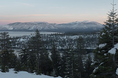 Lake Tahoe at Emerald Bay (atgc_01) Tags: laketahoe sierranevada california winter snow lumix lx7