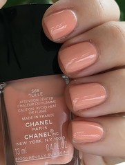 Chanel Tulle (purple yellow) Tags: chanel nail polish 568 tulle
