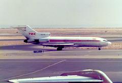 N853TW Boeing 727-31 cn 18572 ln 46 Trans World Airlines San Francisco 25Oct78 (kerrydavidtaylor) Tags: sanfranciscointernationalairport sfo ksfo california boeing727 boeing727100 twa