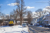 CSXT EMD GP38-2 #2735 @ Morrisville, PA (Darryl Rule's Photography) Tags: buckscounty cpdq csao csx csxt delmoorave diesel diesels emd freight freighttrain geep january local mixedfreight morrisville ns norfolksouthern ols operationlifesaver pa pennsylvania pennsylvaniaave railroad railroads snow staley streetrunning sun tankcar tankcars train trains winter yn2 ypmor1