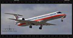 N931AE (EI-AMD Aviation Photography) Tags: embraer emb145lr n931ae kmia mia miami florida international airport aviation photos eiamd american eagle airlines