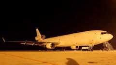 15 (GMassaplanepictures) Tags: aircraft airport avions aéroport eblg lggg lgg liegeairport massa night apron