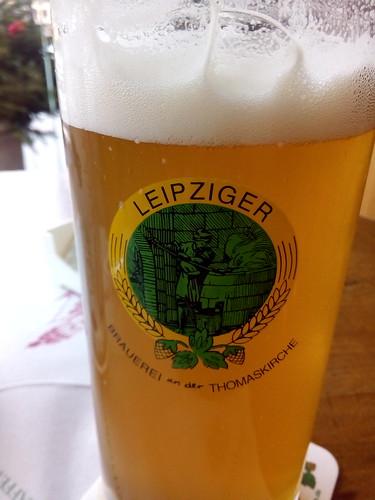 Cerveja de Leipzig