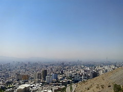 Tehran von oben