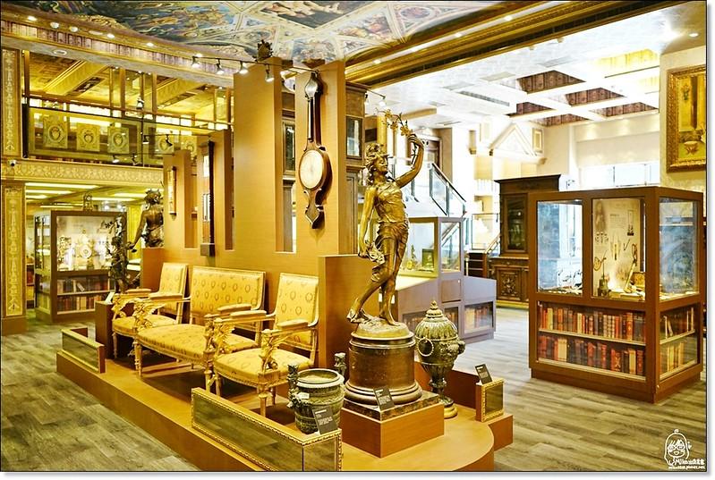 32481250736 f6d7408932 c - 『熱血採訪』台中東區 CUCLOS Cafe & Kitchen 馥樂詩輕食餐廳/新天地西洋博物館-一起走入文藝復興時期的古典歐洲之旅,造訪台中最美麗古典優雅的圖書館餐廳