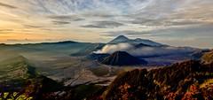 Caldera Tennger (Jhaví) Tags: tennger caldera java indonesia volcán volcano asia bromo naturaleza arena mar cielo sky sunrise amanecer paisaje montaña landscape nature mardearena