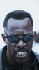 Blade (Cosplay) (The Arklight) Tags: uk london real cosplay vampire double best wesley blade fangs marvel comiccon mcm snipes daywalker mcmcomiccon