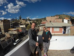 Photo de 14h - Huaraz (Pérou) - 23.06.2014