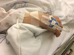 I <3 Free Healthcare (mrjorgen) Tags: barn child hand state free healthcare welfare sykehus intravenous hånd ullevålsykehus ous intravenøs intravenøst oslouniversitetssykehus velferdsstat