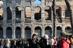 Colosseum (772A2608) (Passenger32A) Tags: travel italy rome europe tourists colosseum