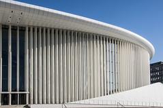 Philharmonie (Matt H. Imaging) Tags: architecture sony luxemburg slt philharmonie a55 slta55v ©matthimaging