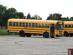 Frankenmuth Public Schools (Nedlit983) Tags: school bus ic fe