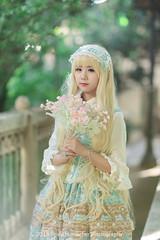 FOX26474 (FoxSchumacher) Tags: china portrait people girl canon lolita kunming ef85mmf12lusm 1dmarkiv 樁姬