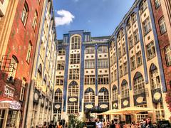 Hackesche Hfe Berlin (Habub3) Tags: city berlin canon germany deutschland powershot g12 2015 hackesche hfe habub3