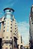 Budapest (igorigor88) Tags: city trip travel blue summer sky architecture clouds construction nikon hungary nuvole estate centro cielo costruzione azzurro viaggio architettura vacanza città ungheria d40