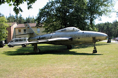 "RF-84F Thunderflash 2 • <a style=""font-size:0.8em;"" href=""http://www.flickr.com/photos/81723459@N04/20061977850/"" target=""_blank"">View on Flickr</a>"