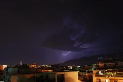 More and more lightning 2 (Kostas Menounos) Tags: clouds greece lightning thunder kalamata messinia stromclouds