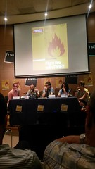 Intervenció d'Ivan Delamare al FIRE!!