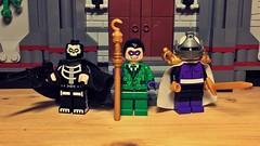 Minor Stuff (LordAllo) Tags: lego dc batman lord death man riddler prometheus