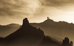 Roque Bentayga, Roque Nublo and Pico de las Nieves (Gran Cnaria, Spain)-7488-2
