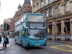 Arriva North West 4466 MX61 AXG (sambuses) Tags: arrivanorthwest 4466 mx61axg