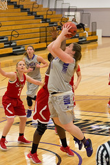 Women's Basketball 2016 - 2017 (Knox College) Tags: knoxcollege prairiefire women college basketball monmouth athletics sports indoor team basketballwomen201735571