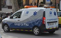 Ambulàncies La Pau