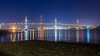 Forth Road Bridge-2.jpg (___INFINITY___) Tags: 6d bridge river architect architecture blue canon darrenwright dazza1040 eos forthroadbridge infinity light longexposure night reflection scotland stars