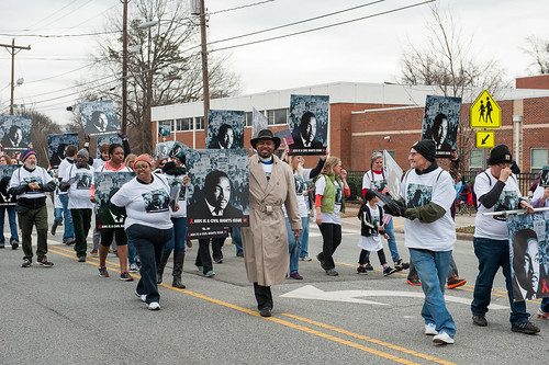 MLK Day 2017 - Greensboro, NC