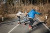 Downhill skateboarding (Federico C. Photography (Bologna)) Tags: federicoc federico campeggi photographi fotografia longboard downhill longboarding skateboard skateboarding