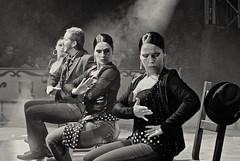 Spanish dancer 2 (heiko.moser (+ 11.300.000 views )) Tags: spanisch spanishdancer dancer tänzer zirkus circus circusnock menschen monochrom mono man mann people personen person portrait potrait leute noiretblanc nb nero entdecken eyecatch einfarbig teen sw schwarzweiss schwarzweis art künstler bw blackwihte blancoynegro canon candid heikomoser darstellendekünstler darstellenderkünstler