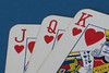 MM - Corner (Julian Chilvers) Tags: macromondays corner playingcards hearts jack queen king
