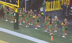 Oregon 30 (ajcgn) Tags: autzen stadium oregon ducks utah utes ncaa football cheerleaders