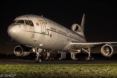 Tristar K1 - Bruntingthorpe (harrison-green) Tags: three tankers photoshoot bruntingthorpe airfield proving ground tristar victor vc10 sunset night day runway fast taxi aircraft tanker fuel aviation outdoor raf royal air force canon 1855mm eos 700d tle timeline events k1