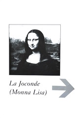 Monna Lisa (byzantiumbooks) Tags: monalisa arrow louvre lajoconde lagioconda monnalisa