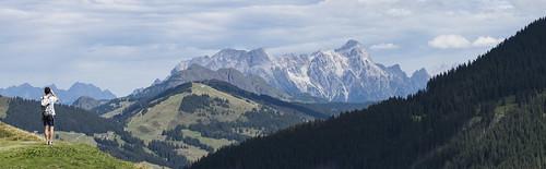 Vue sur le Birnhorn